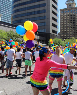 Salt Lake Pride Parade