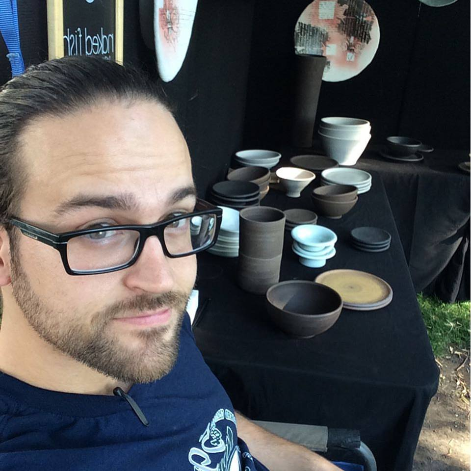 Episode 237 – E Clark Marshall with CM Ceramics