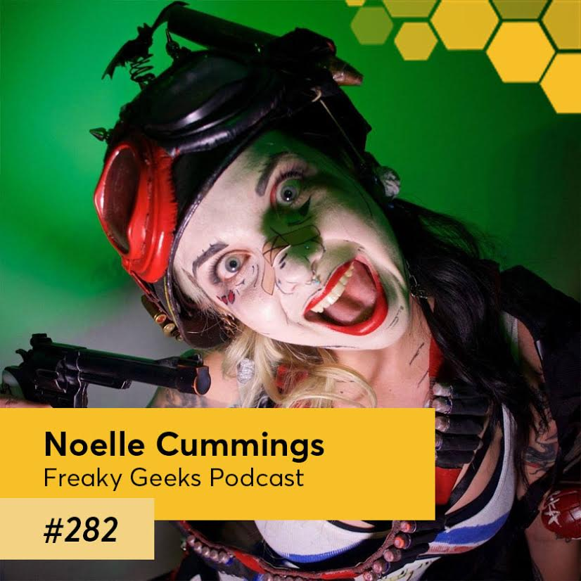 Episode 282 – Noelle Cummings, cosplayer and podcaster